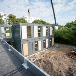 Mobilna škola u Beču kao privremeno rješenje za manjak školskog prostora