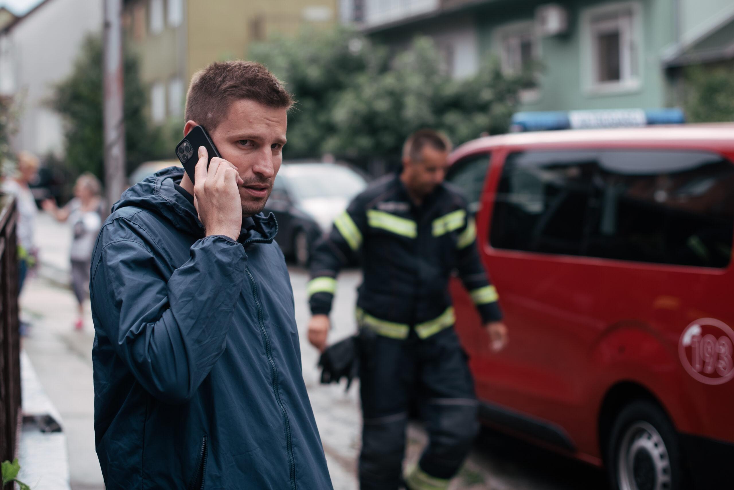 Nevrijeme pogodilo Osijek, sve službe promptno reagirale