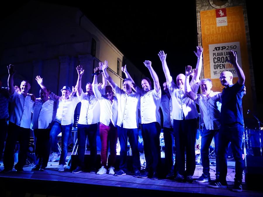 Rođendanski koncert klape Lungomare – slave neprekidnih 30+1 godinicu rada