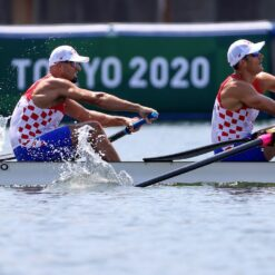 Hrvatska na OI: Martin i Valent Sinković uvjerljivo su izborili plasman u polufinale!