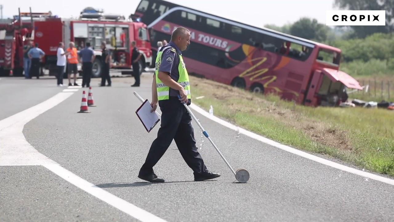 Državnički potez premijera Andreja Plenkovića na autobusnu tragediju kod Slavonskog Broda
