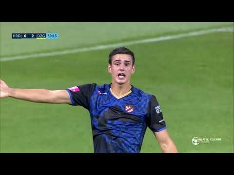 NK Hrvatski Dragovoljac 0:4 GNK Dinamo