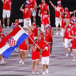 Sandra Perković i Josip Glasnović nosili hrvatsku zastavu na otvorenju Olimpijskih igara – raspored naših olimpijaca!