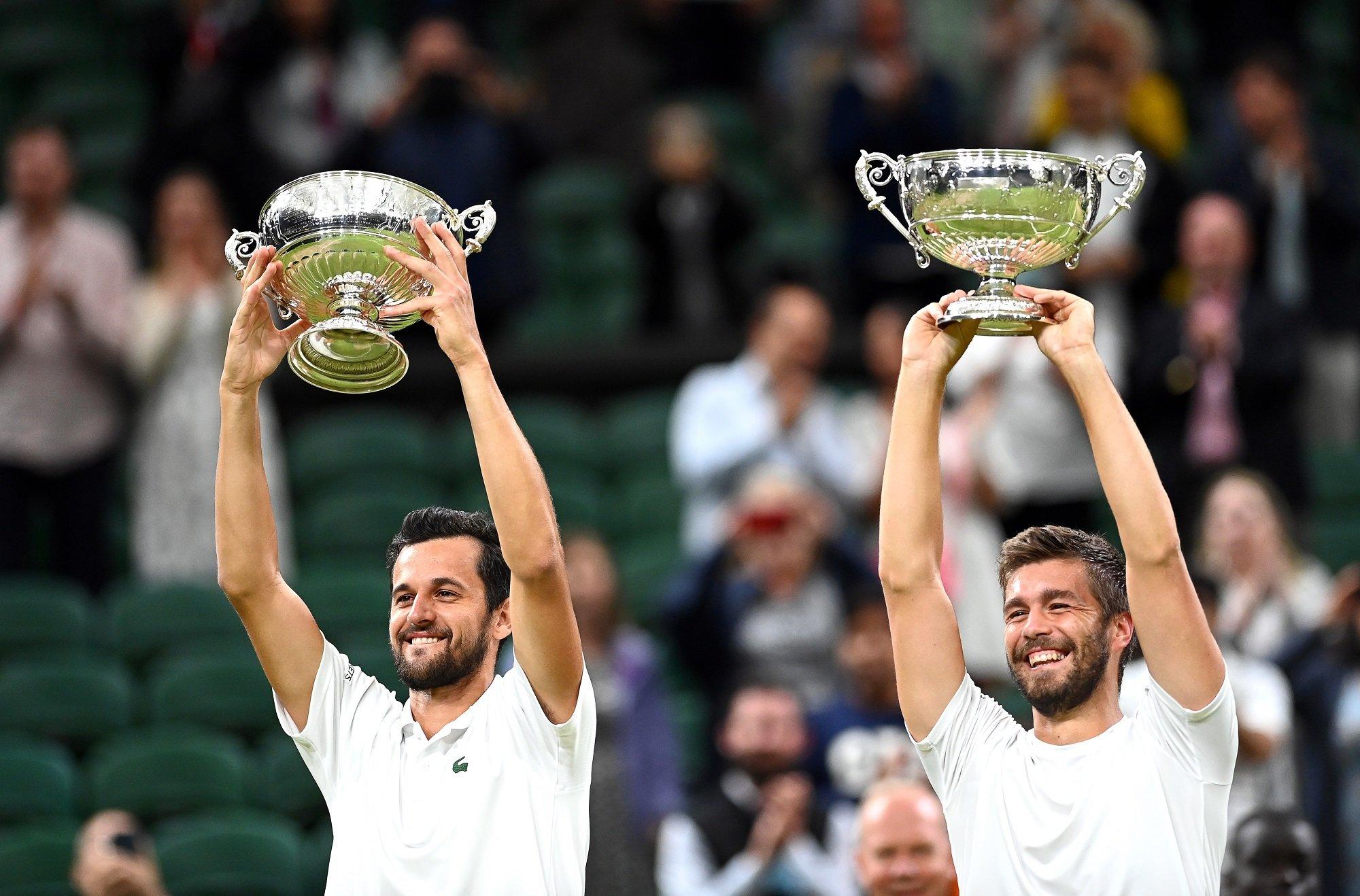 Mate Pavić i Nikola Mektić osvojili Wimbledon