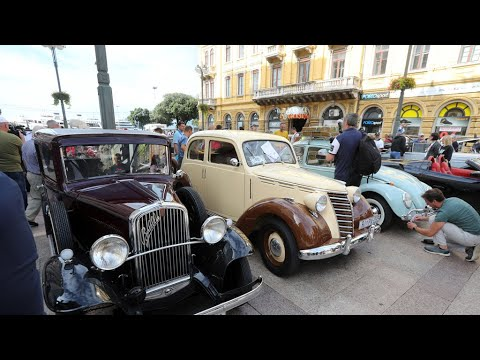 Međunarodni oldtimer auto moto rally Rijeka