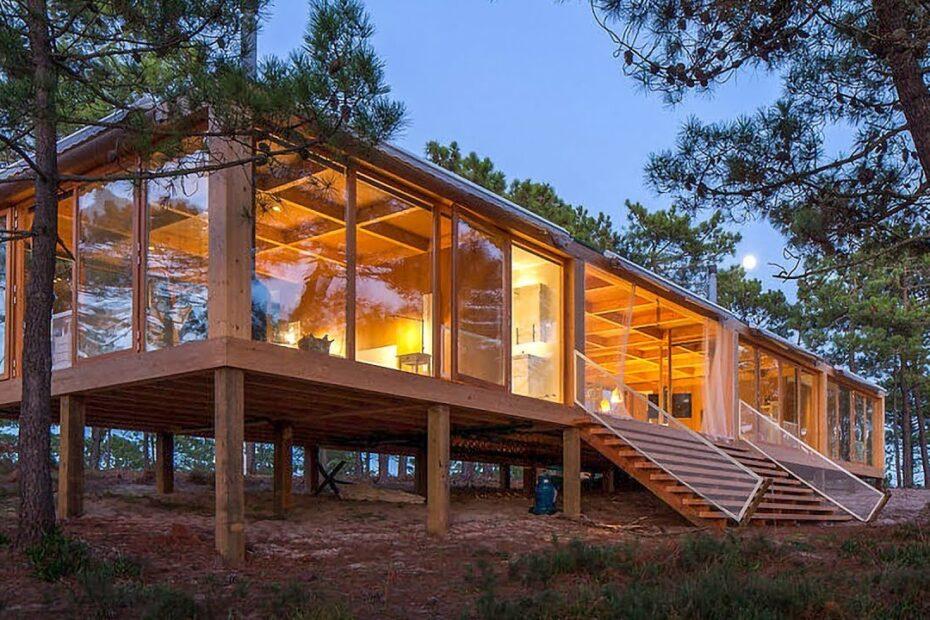 Moderne male kuće s idejama za uštedu prostora