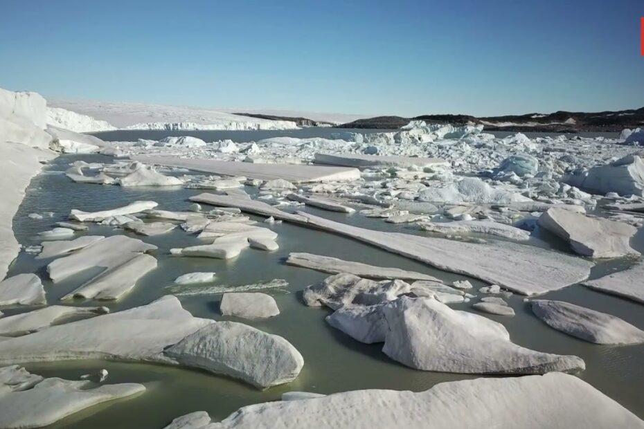 Na vrhu Grenlanda dogodile se neobične promjene
