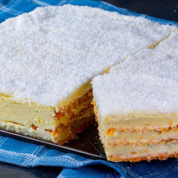OTKRIJTE TAJNU ovog SAVRŠENOG kolača bez pečenja!