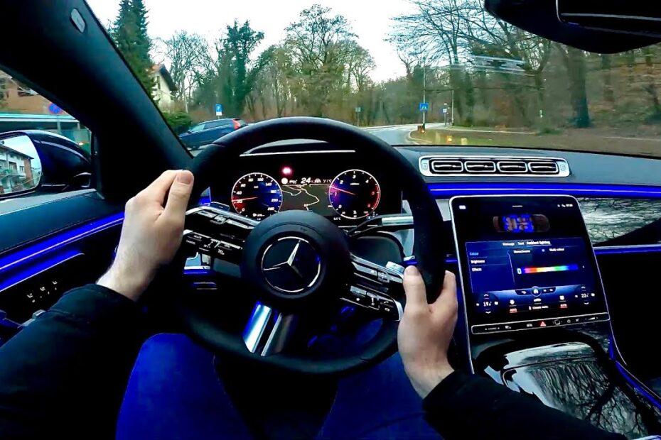 Mercedes S -KLASA 2021 – POTPUNI VIZUALNI PREGLED (eksterijer, interijer i CRAZY tehnologija)