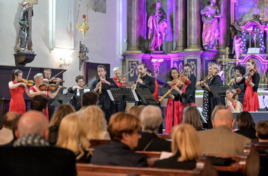 Čarolija barokne glazbe u punom obimu posljednjeg festivalskog vikenda 51. Varaždinskih baroknih večeri