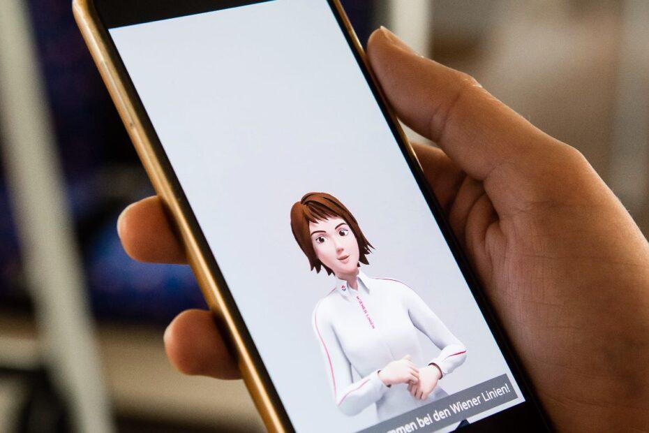 Virtualni prevoditelj znakovnog jezika pomagat će gluhim osobama u bečkom javnom prijevozu