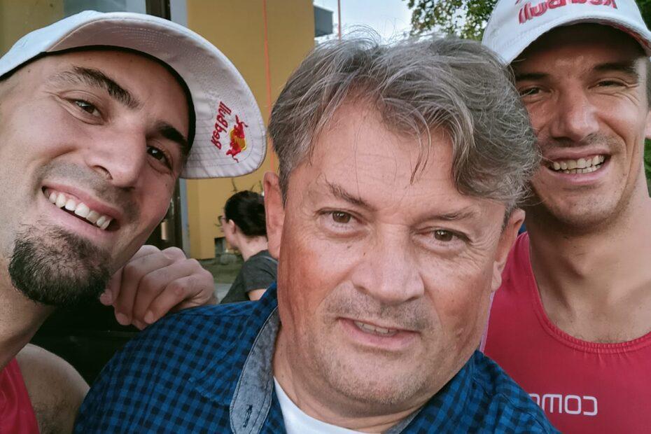 Braća Sinković dobrano se 'pofajtali' u skifu na Dravi u Osijeku