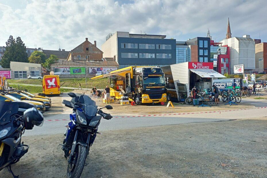 CRO Race pedaliranje kreće u utorak 28. rujna iz Osijeka