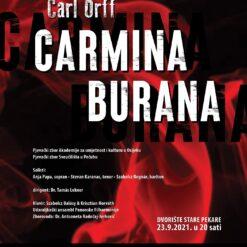 Izvedba glasovite Carmine Burane u Osijeku