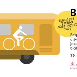 Europski tjedan mobilnosti – HŽ Putnički prijevoz