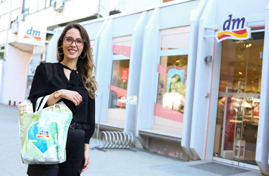 Nova usluga dm-a objedinjuje kupnju u prodavaonicama i dm online shopu