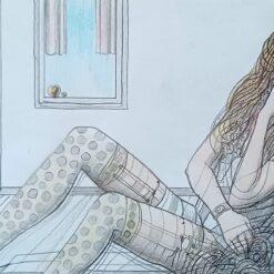 Femme fatale Damira Medvešeka