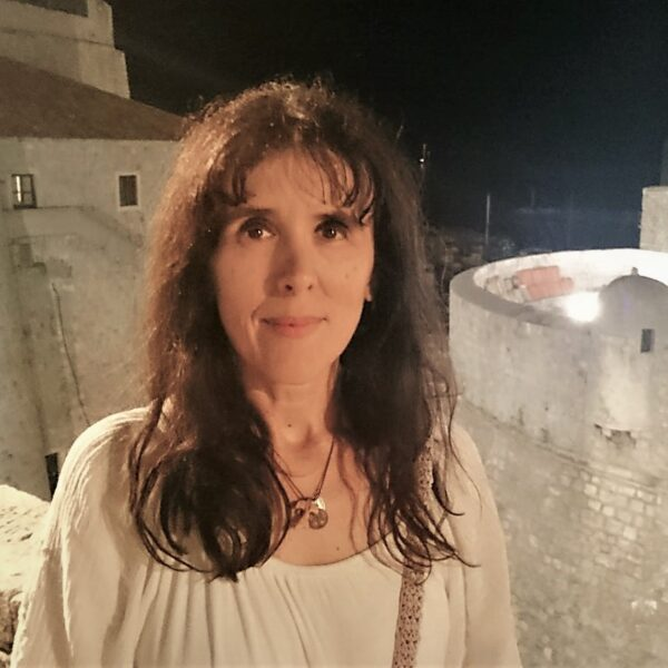 Ivana Jovanović Trostmann, akademska slikarica iz Dubrovnika