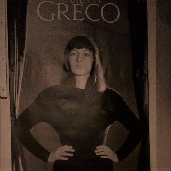 Juliette Gréco se izlaže u Parizu