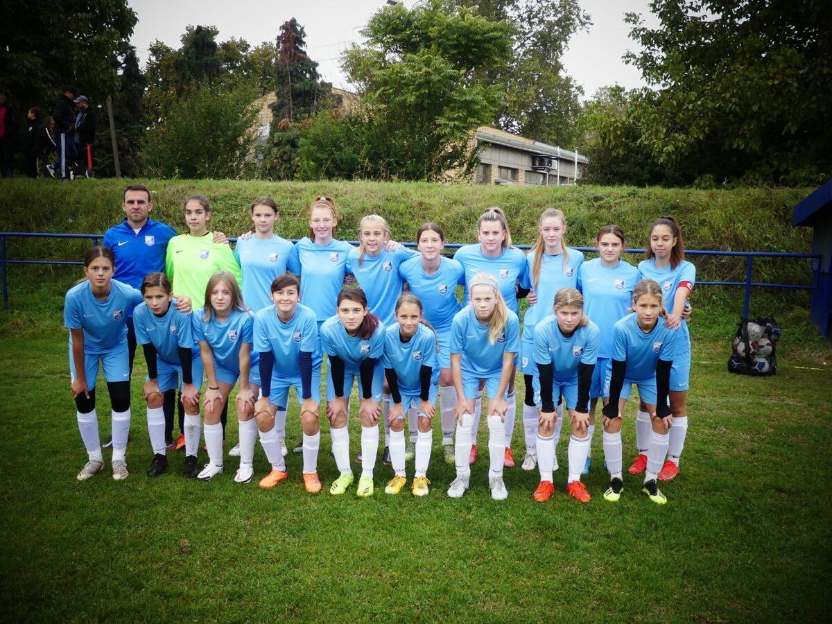Stasava nova generacija djevojačkih nogometnih vedeta u Hrvatskoj