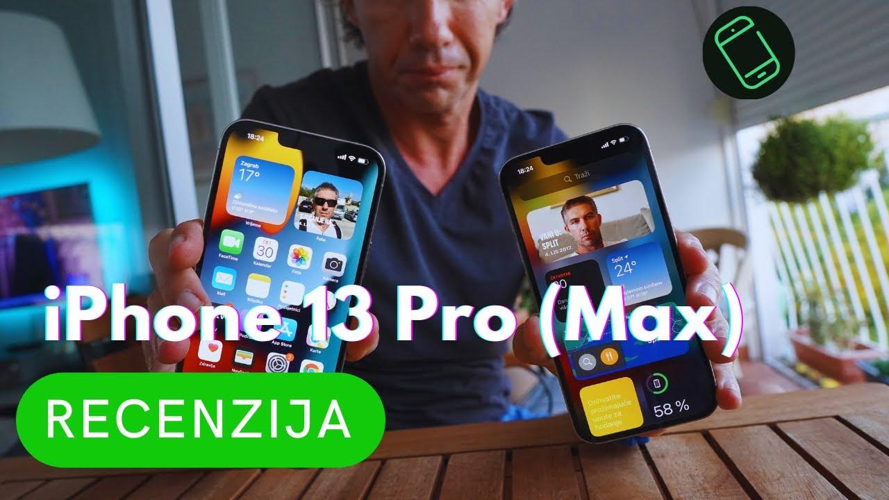 iPhone 13 Pro (Max) – Recenzija