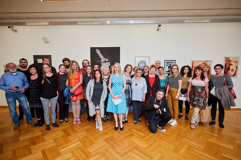 Sonja Švec Španjol, uspješna mlada freelancerica na području umjetnosti u Hrvatskoj