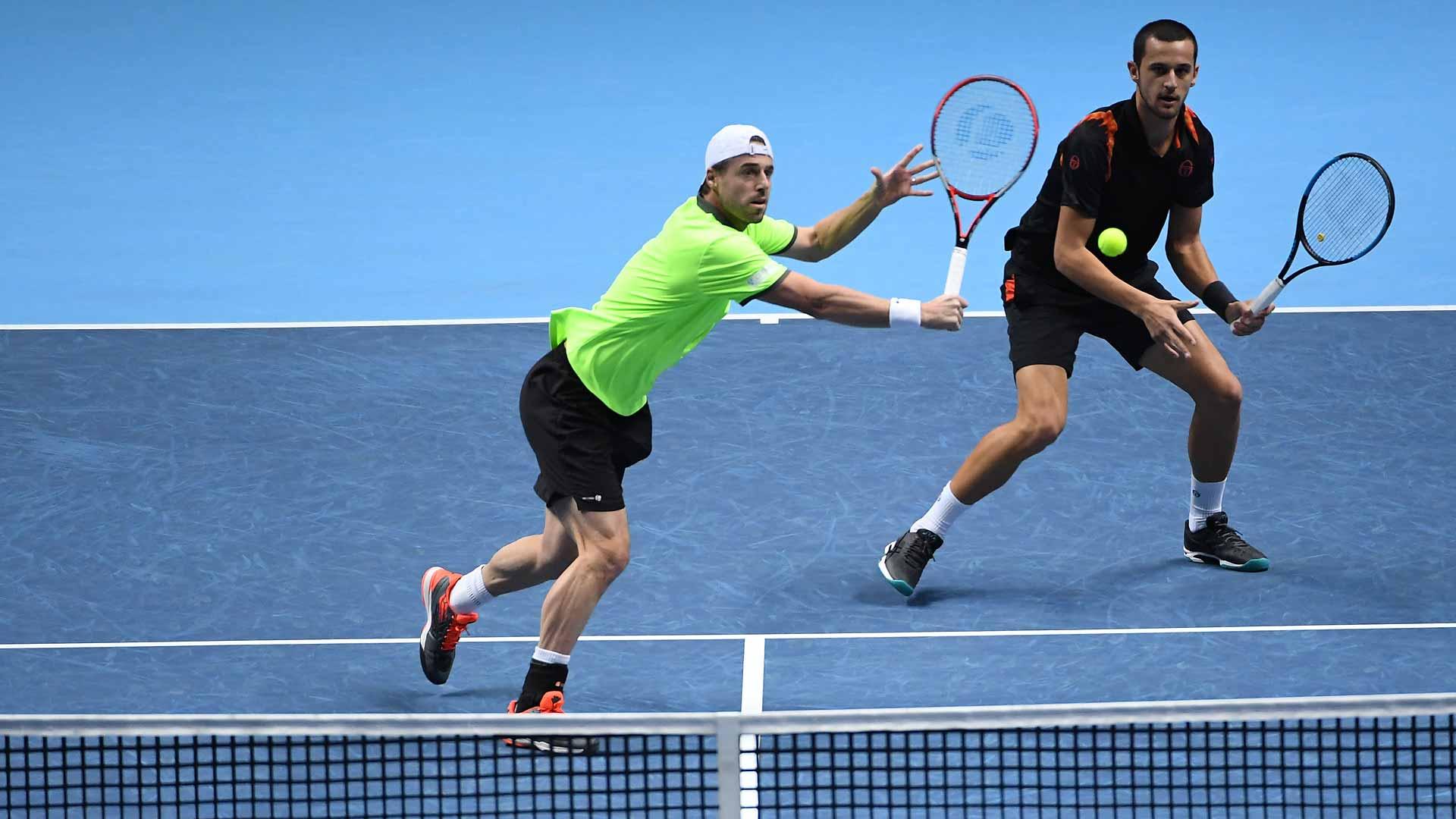 ATP Doha: Pavić i Marach osvojili turnir parova