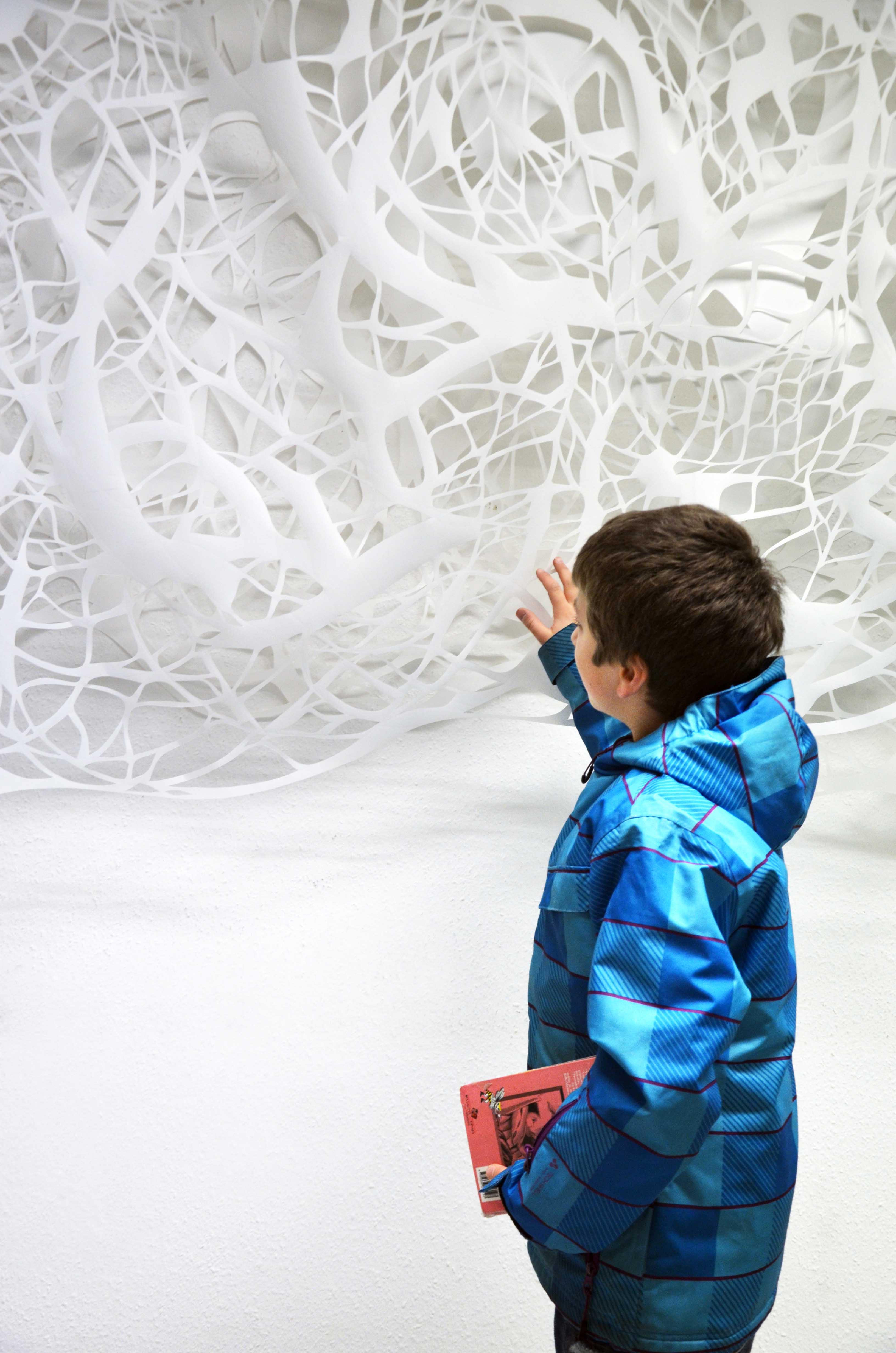 Interaktivna izložba Ide Blažičko u Galeriji ZILIK