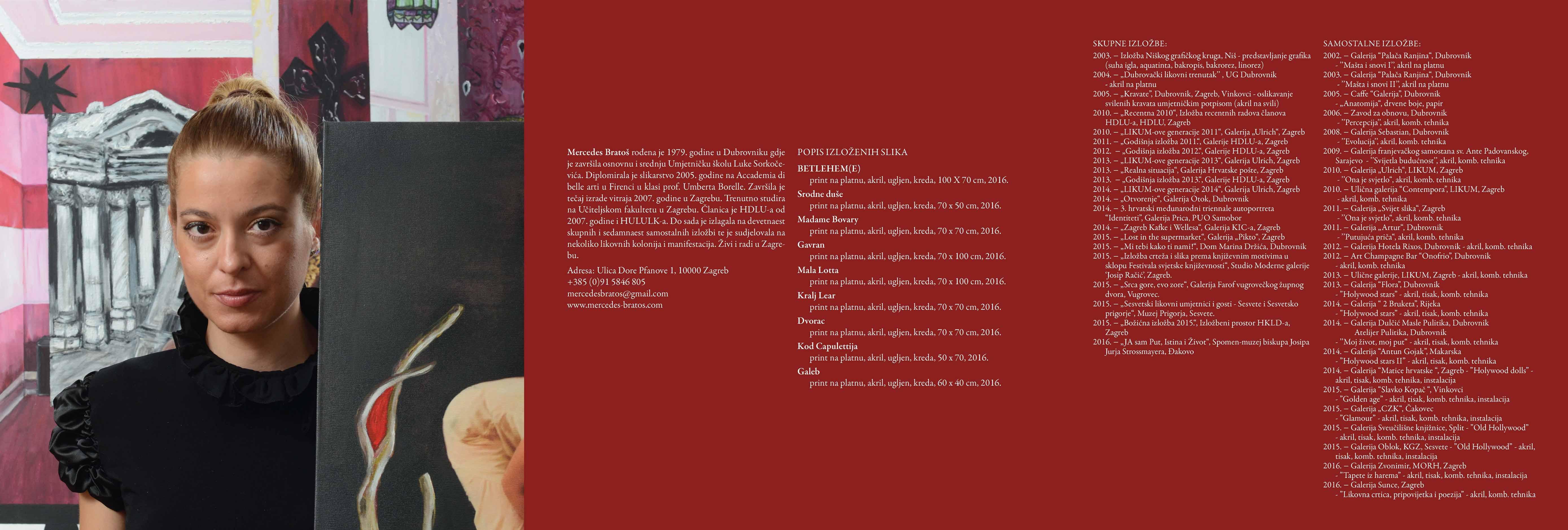 Katalog Mercedes Bratos korica 1 Page 2