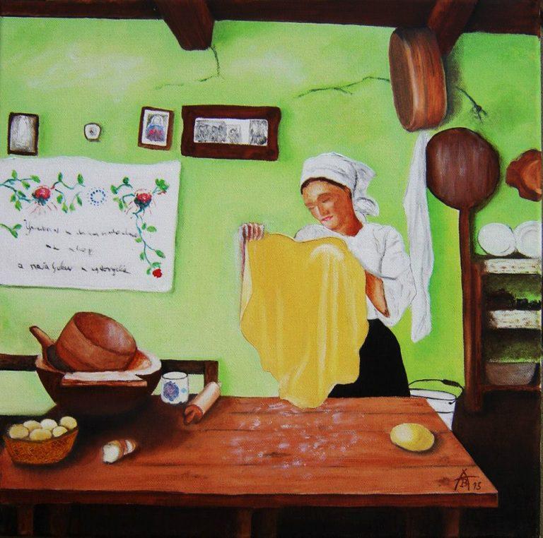 Podravski slikar Anđelko Brkić izlaže na tradicionalnoj Uskršnjoj izložbi i Proljetnom salonu u Zagrebu