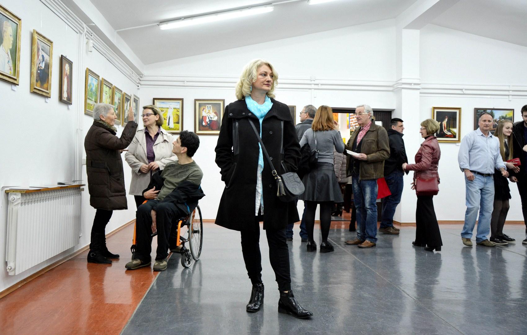 Izložba Anđelko Brkić Galerija Sunce 2017 47