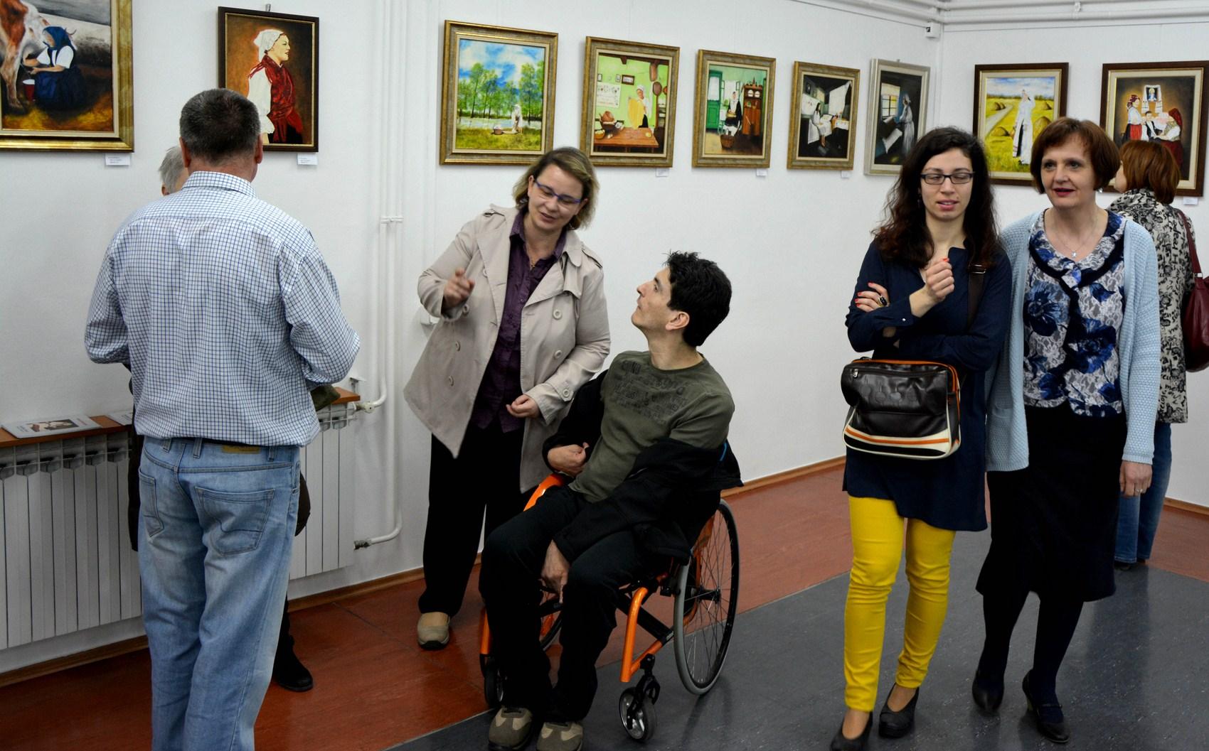 Izložba Anđelko Brkić Galerija Sunce 2017 52