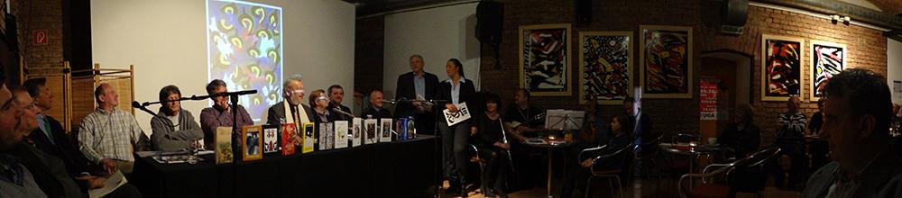 U Beču održana multimedijska umjetnička priredba Tomislava Marijana Bilosnića