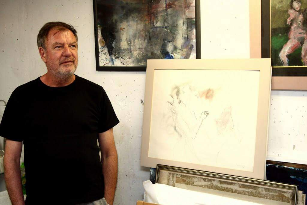 Željko Bubalo portret