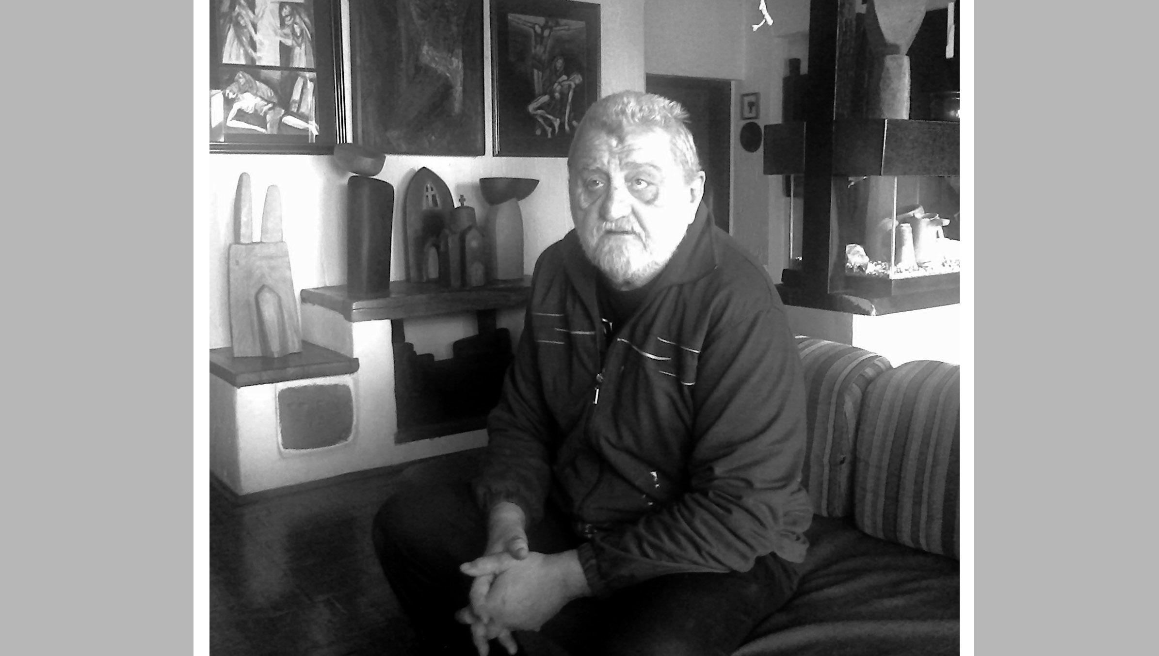 Susret u atelijeru – Marijan Glavnik