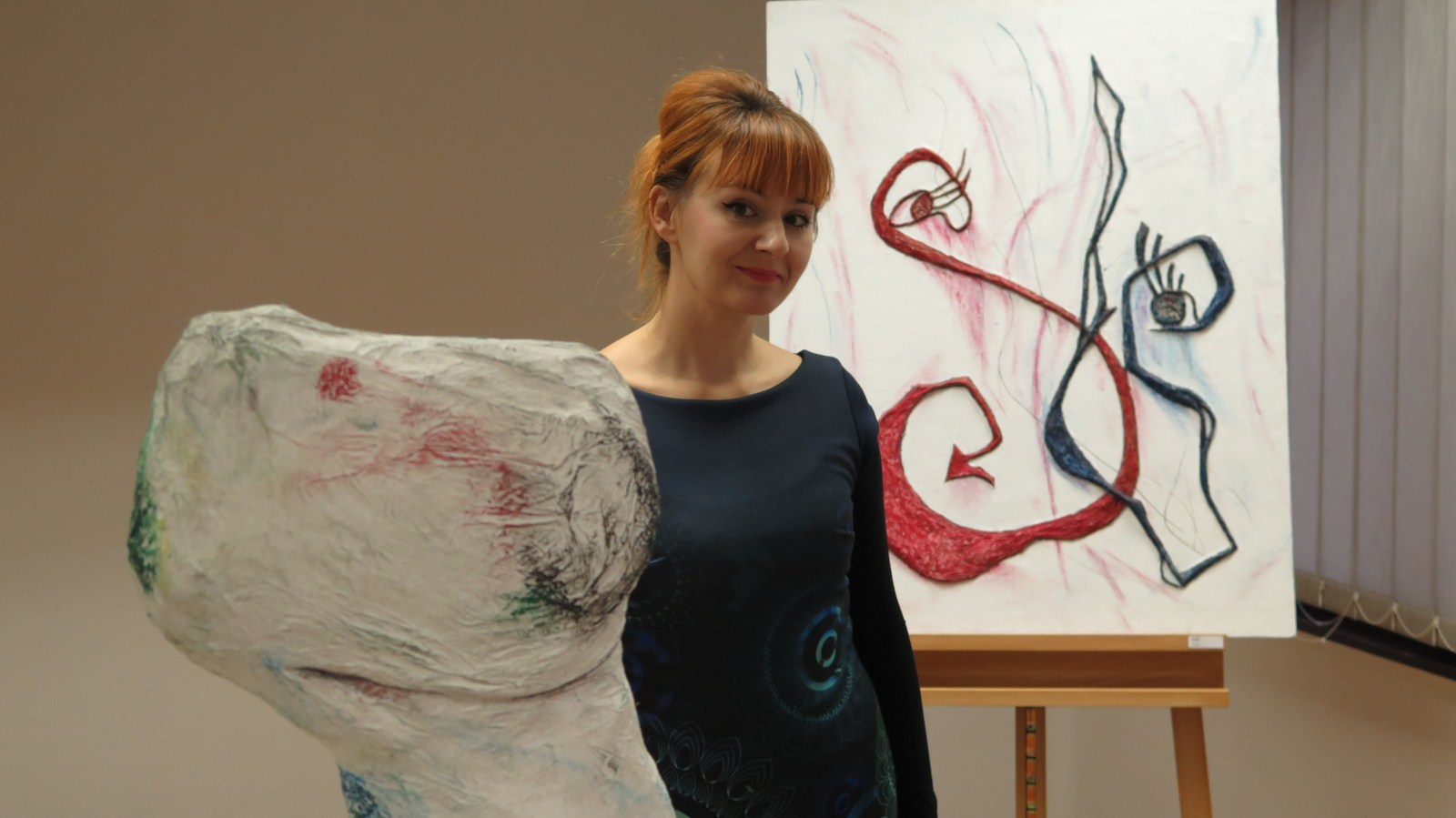 otvorenja izložbe Ane Hercigonje Gutschy 1