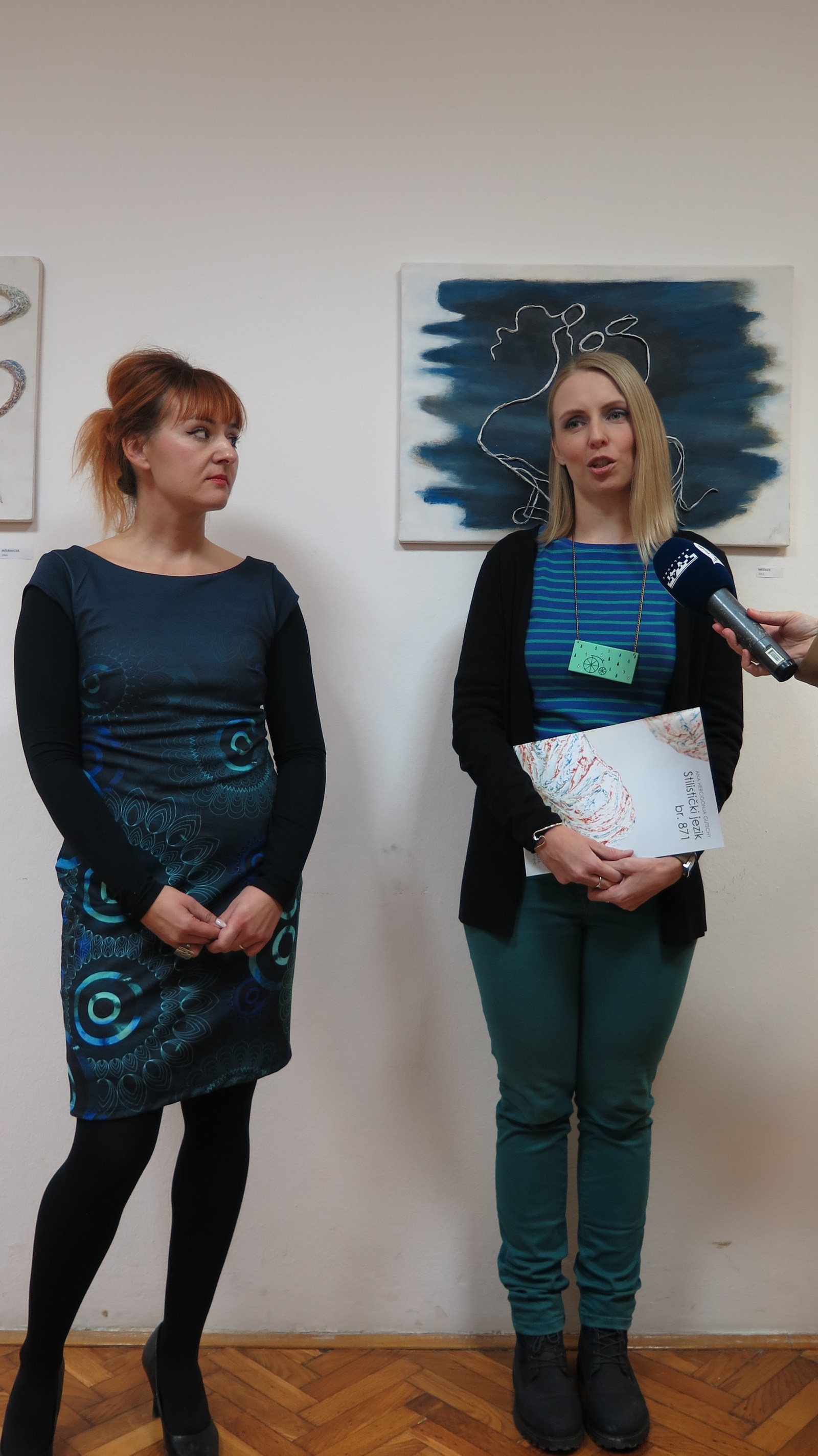 otvorenja izložbe Ane Hercigonje Gutschy 5