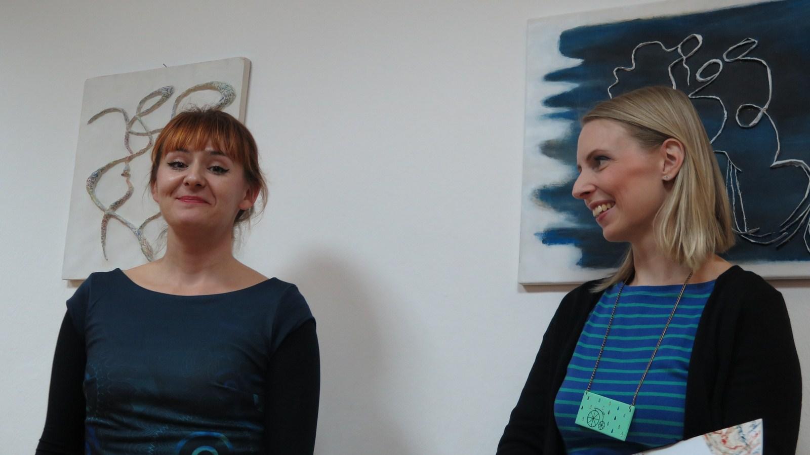 otvorenja izložbe Ane Hercigonje Gutschy 6