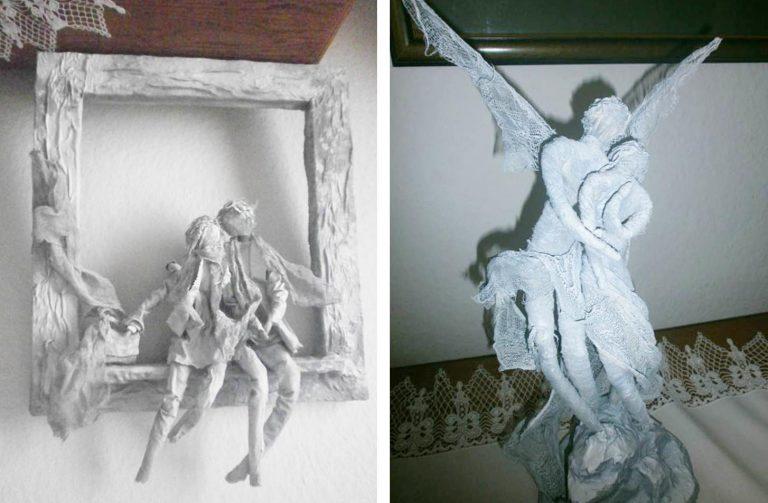 Izložba Marije Hohoš Novaković: Siluetne skulpture