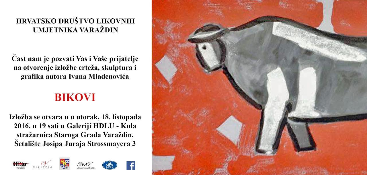Pozivnica Ivan Mladenović