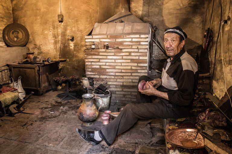 MIljenko Marotti: Uzbezistanski terceti