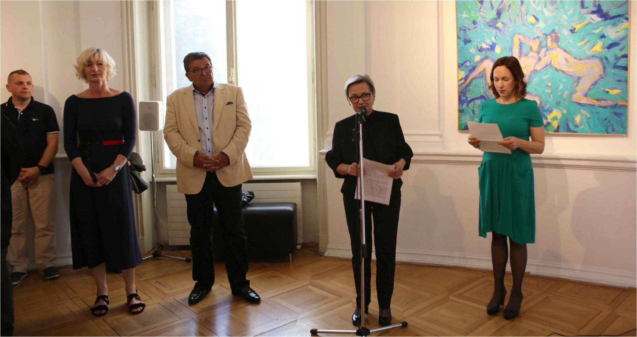 Dalibor Parać donacija Modernoj galeriji 1
