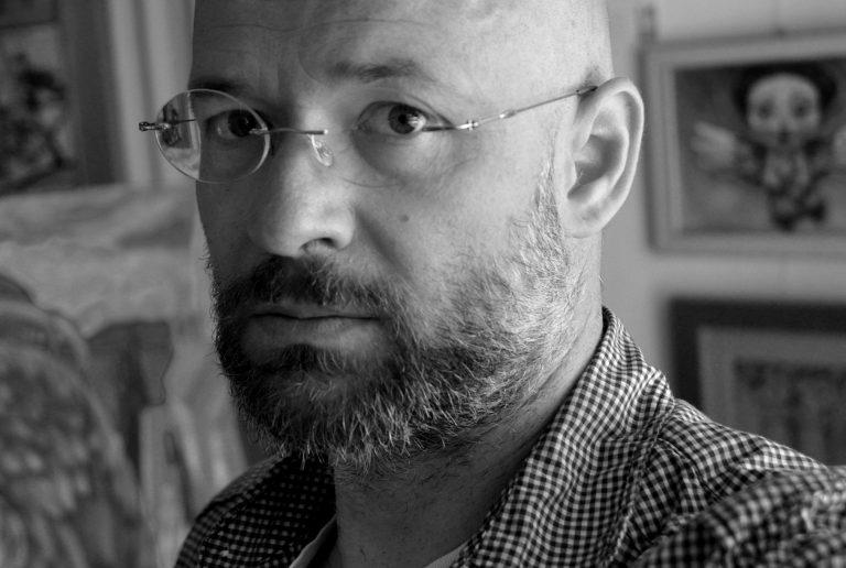 Susret u atelijeru – Hrvoje Marko Peruzović, akademski slikar