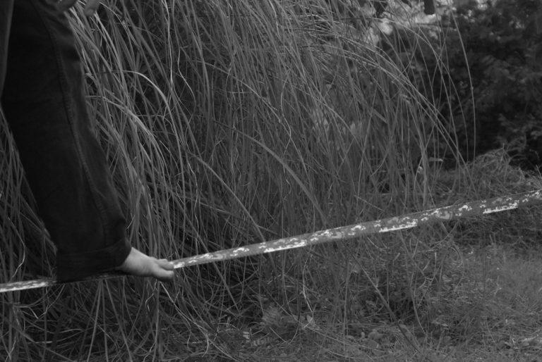Blaž Pirnat: I WALK THE LINE, performance, video, izložba