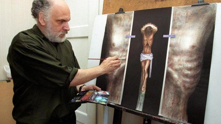 Razgovor u povodu – Dimitrije Popović, akademski slikar