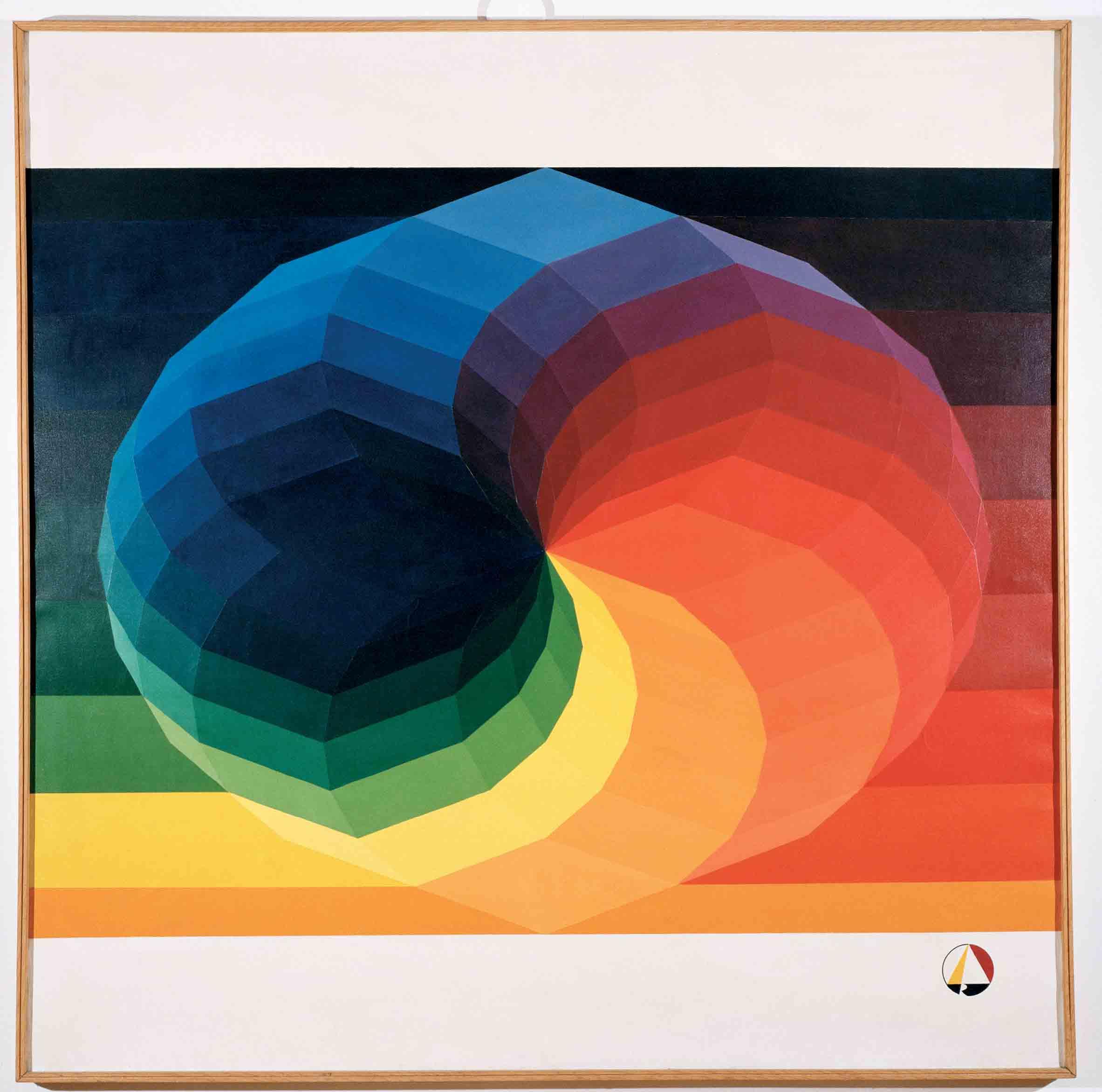 SIS 1 Sistemsko slikarstvo 1974