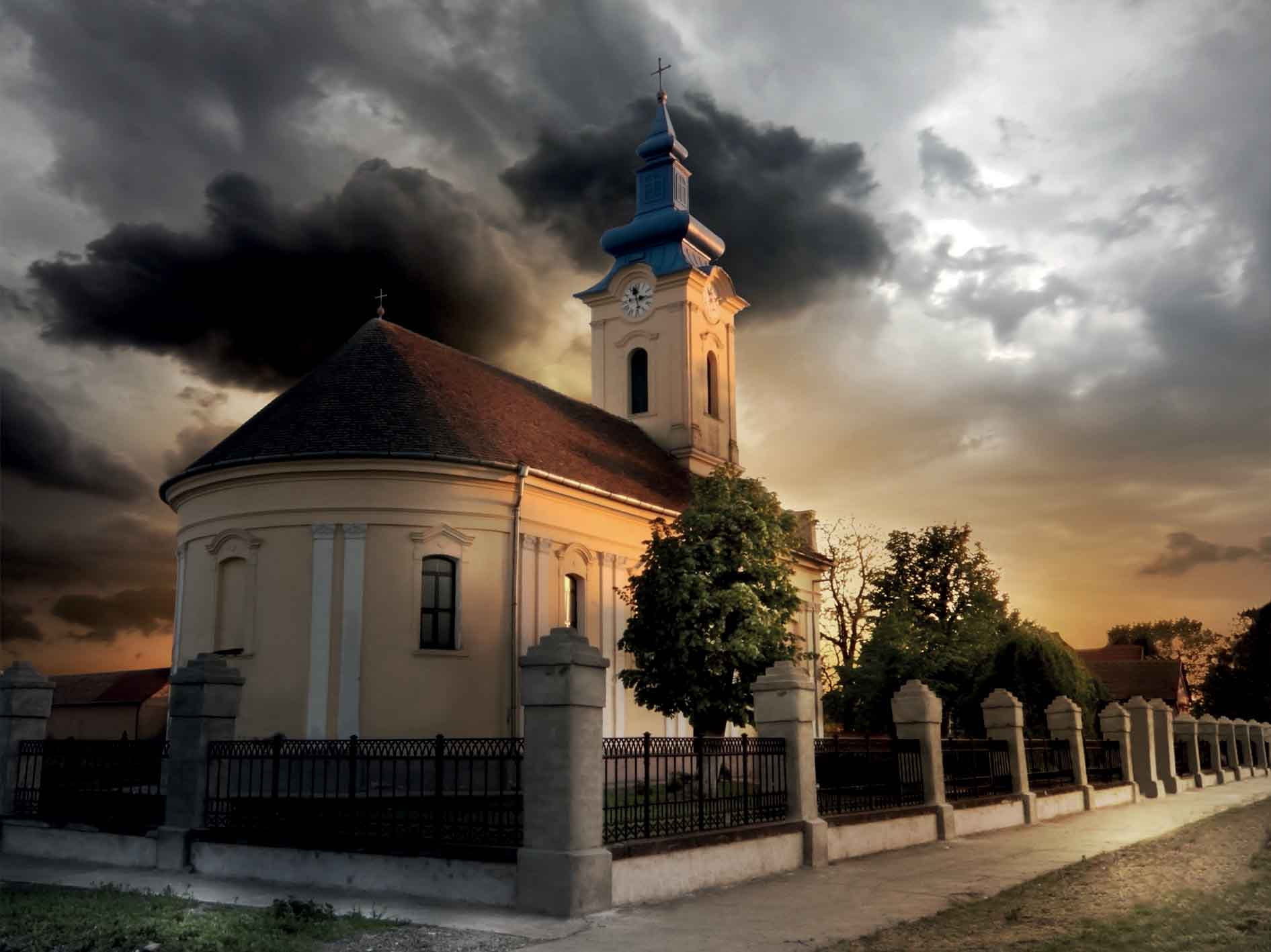 Izložba fotografija Mariusa Rošua: Rumunjske pravoslavne crkve iz Vojvodine