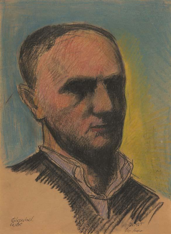 Autoportret 1965