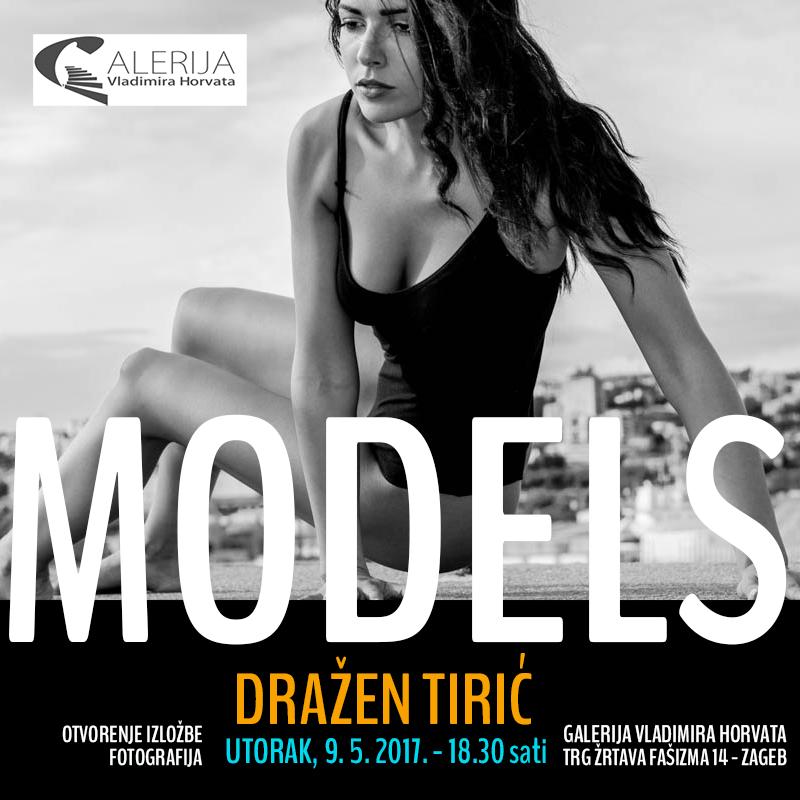 Dražen Tirić Models pozivnica