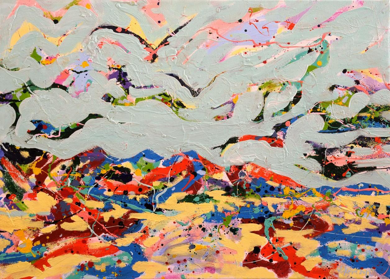 Davor Vukovic Dado-Broadway Gallery NY 2